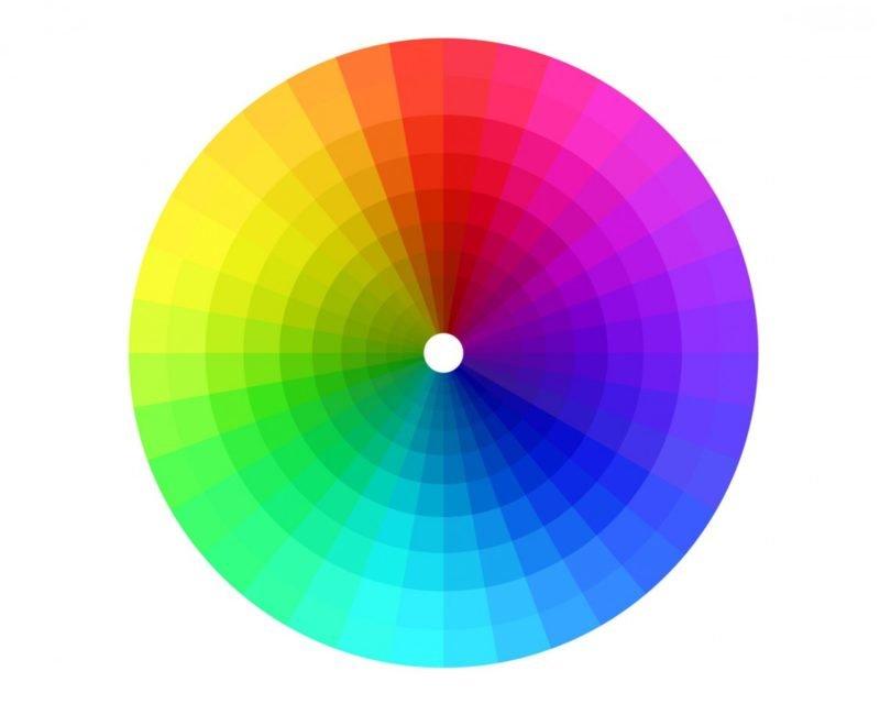 Kombinujte barvy citlivě