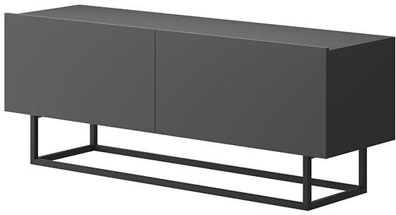 Levně Tv stolek ENZO 120, grafit