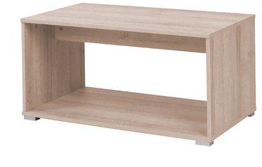 Konferenční stolek CRYSTAL, dub sonoma