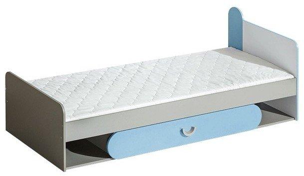 postel s úložným prostorem FILIP 13, tyrkysová