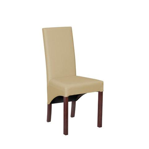 DREWMIX Židle RIO III 45x41x97/48 Ořech