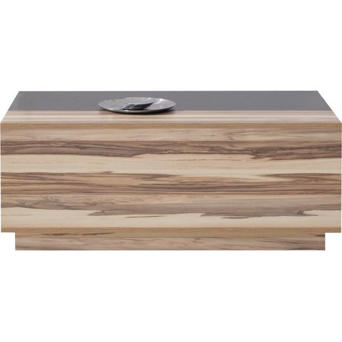 MEBLAR konferenční stolek MYLO 15 90x43x70 černá / ořech baltimore