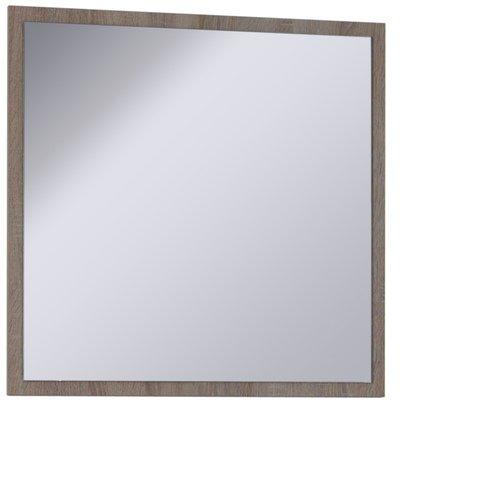 MARIDEX zrcadlo ALEX 65x65 dub sonoma