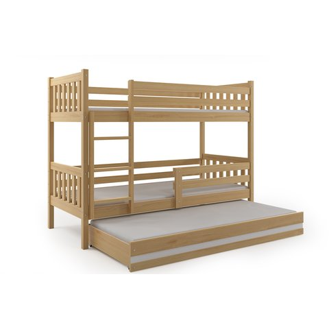 Patrová postel s přistýlkou CHARLIE 3