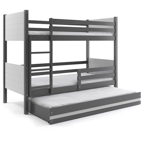 Patrová postel s přistýlkou CHRISTIAN 3